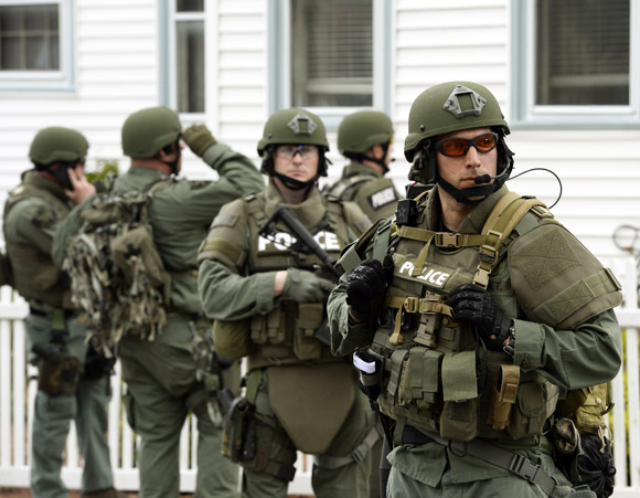 The Militarization Of Your Local Cops Divine Freedom Radio