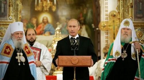 Putin-Christian