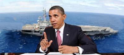 Obama-Navy